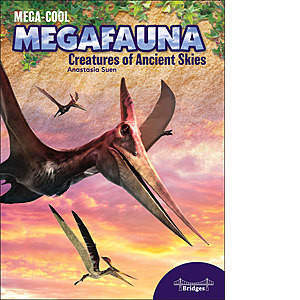 Cover: MEGA Creatures of Ancient Skies