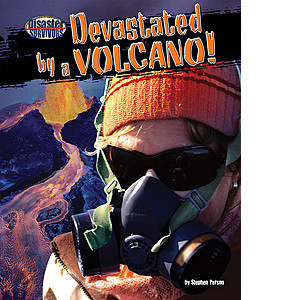Cover: Devastated by a Volcano!
