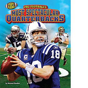 Cover: Pro Football's Most Spectacular Quarterbacks