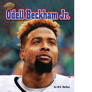 Cover: Odell Beckham Jr.