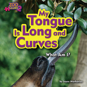 Cover: My Tongue is Long and Curves (Okapi)