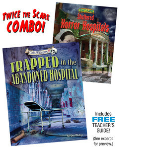 Cover: Trapped in the Abandoned Hospital Combo