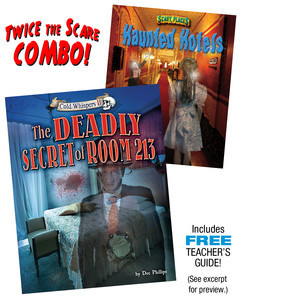 Cover: The Deadly Secret of Room 213 Combo