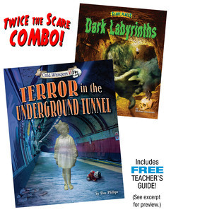 Cover: Terror in the Underground Tunnel Combo