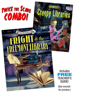Cover: Fright at the Freemont Library Combo