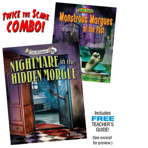 Cover: Nightmare in the Hidden Morgue Combo