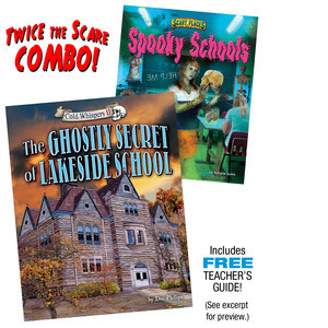 Cover: The Ghostly Secret of Lakeside School Combo