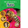 Cover: The Life Cycle of a Bee