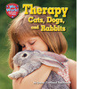 Cover: Therapy Cats, Dogs, and Rabbits