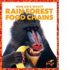 Cover: Rain Forest Food Chains