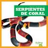Cover: Serpientes de coral (Coral Snakes)