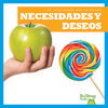 Cover: Necesidades y deseos (Needs and Wants)