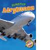 Cover: Monster Airplanes