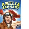 Cover: Amelia Earhart Flies Across the Atlantic