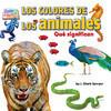 Cover: Los colores de los animales: Qué significan