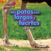 Cover: Mis patas son largas y fuertes (legs)