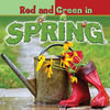 Cover: Red and Green in Spring