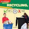 Cover: Recycling, Yes or No
