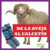Cover: De la oveja al calcetín (From Sheep to Sock)
