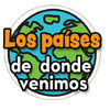 Cover: Los países de donde venimos/Countries We Come From