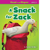 Cover: A Snack for Zack