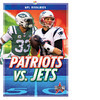Cover: Patriots vs. Jets