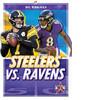 Cover: Steelers vs. Ravens
