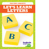 Cover: Let's Learn Letters