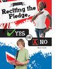 Cover: Reciting the Pledge, Yes or No