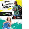Cover: Summer School, Yes or No