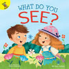 Cover: What Do You See?