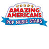 Cover: Amazing Americans: Pop Music Stars