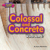 Cover: Colossal and Concrete: What Am I?