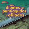 Cover: Mis dientes son puntiagudos y afilados (sawfish)