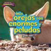 Cover: Mis orejas son enormes y peludas (fennec fox)