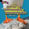 Cover: Mis patas son palmeadas y anaranjadas (puffin)