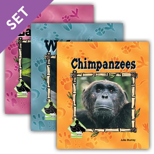 Cover: Animal Kingdom Set 1