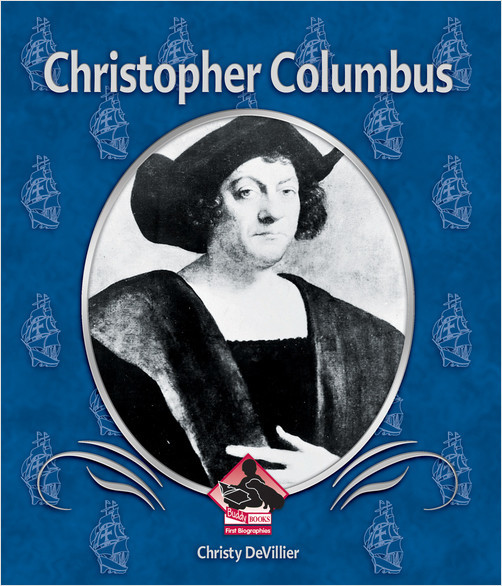 Cover: Christopher Columbus