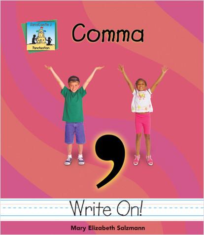 Cover: Comma