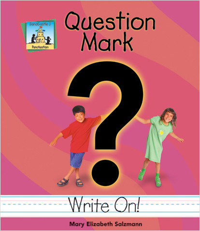 Cover: Question Mark