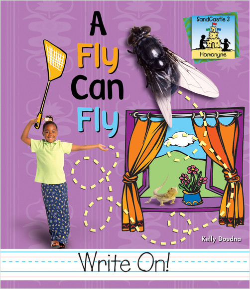 Cover: Fly Can Fly