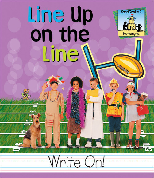 Cover: Line Up On The Line