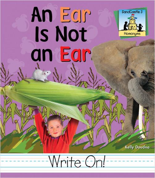 Cover: Ear Is Not An Ear