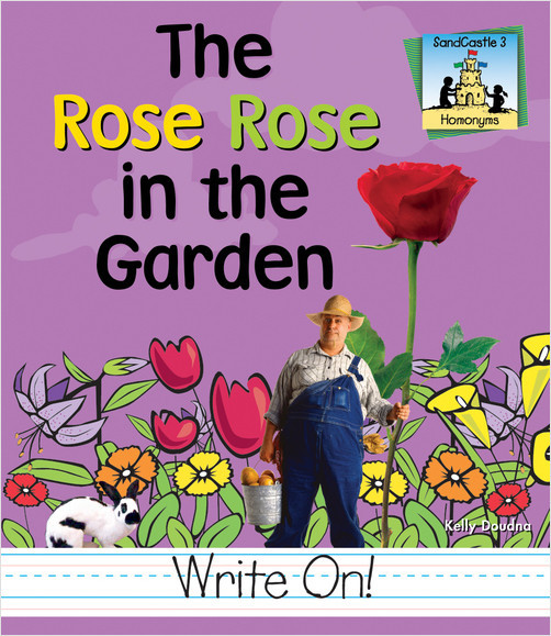 Cover: Rose Rose In The Garden