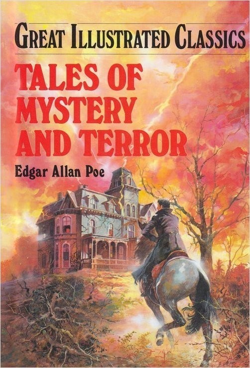 Cover: Tales Of Mystery And Terror