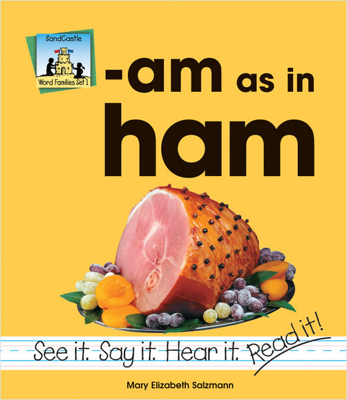 Cover: Am As In Ham