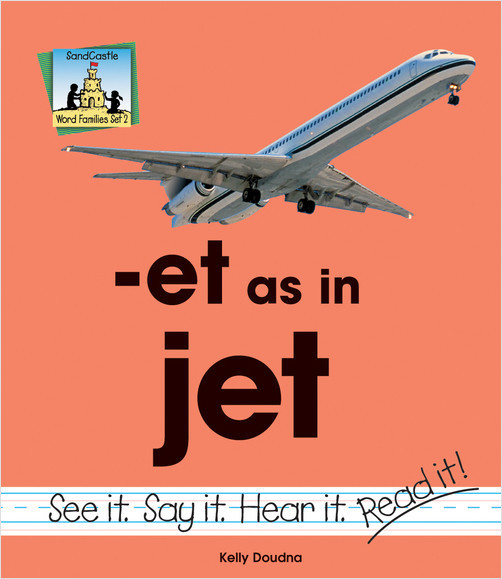 Cover: Et As In Jet