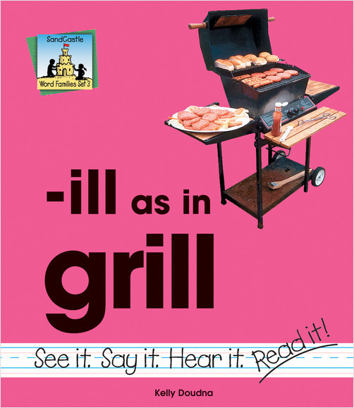 Cover: Ill As In Grill