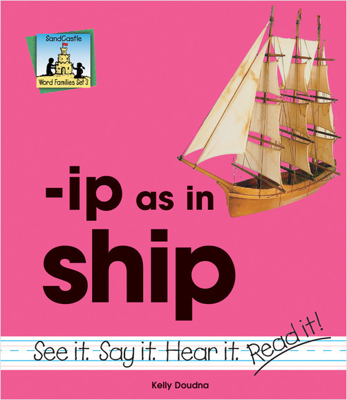 Cover: Ip As In Ship