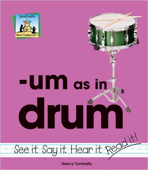 Cover: Um As In Drum